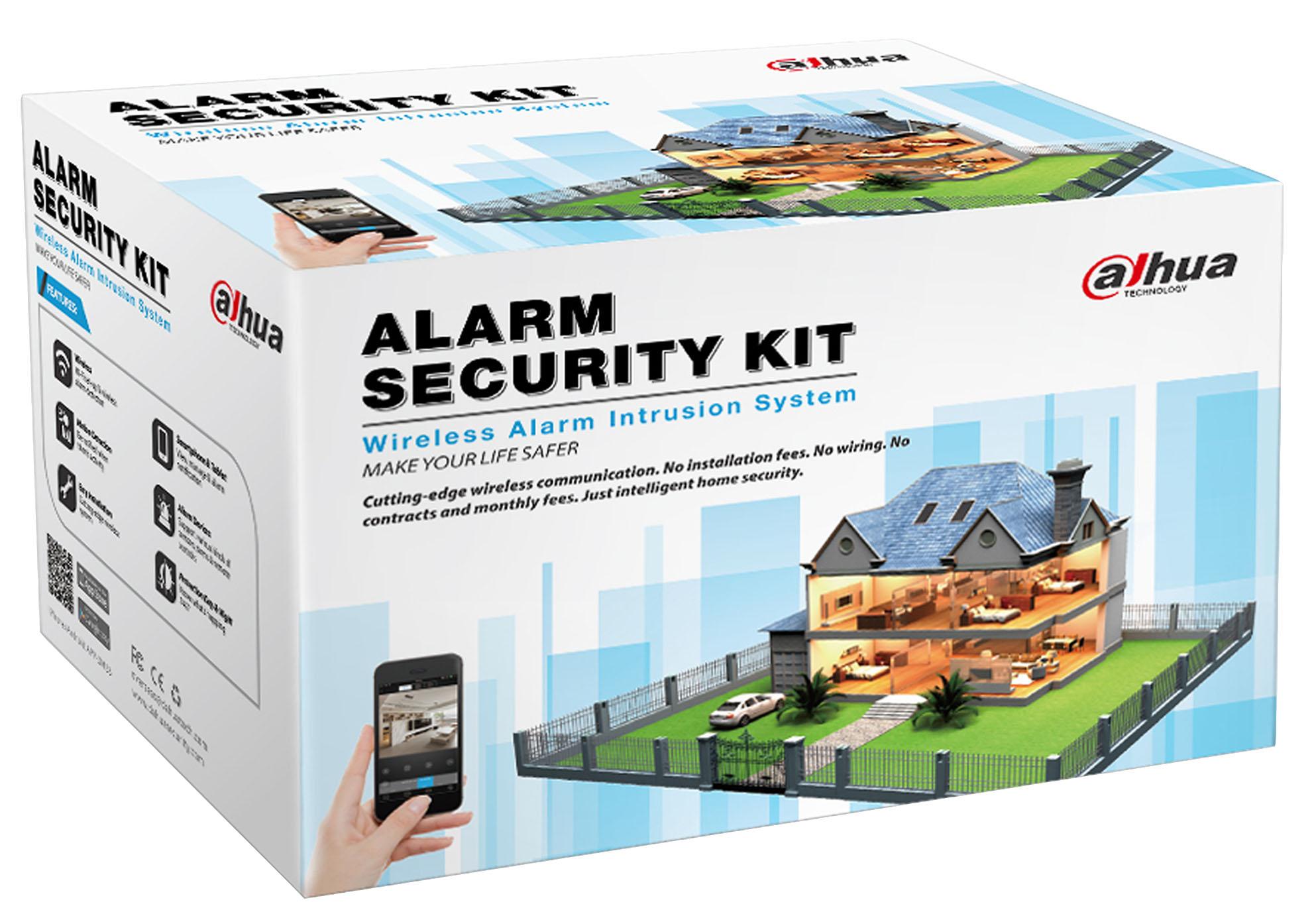 Paquete de alarma